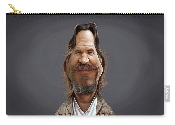 Celebrity Sunday - Jeff Bridges Carry-all Pouch