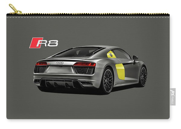 The R8 V10 Supercar Carry-all Pouch