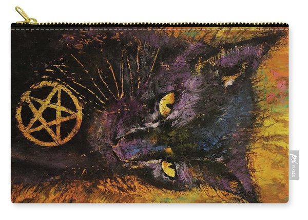 Black Magic Carry-all Pouch