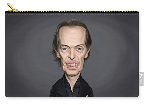 Celebrity Sunday - Steve Buscemi Carry-all Pouch