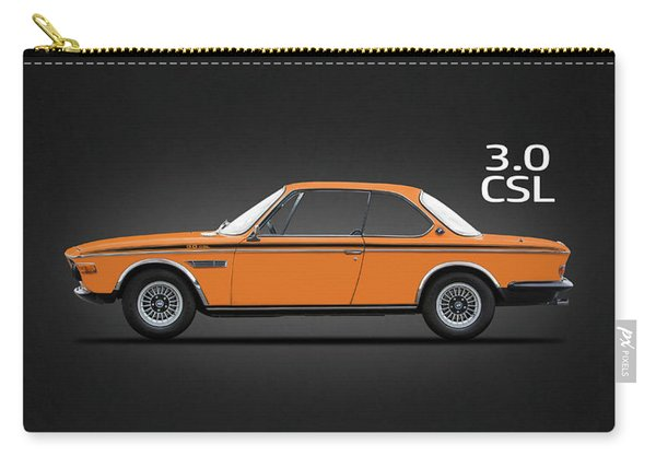The Csl Batmobile Carry-all Pouch