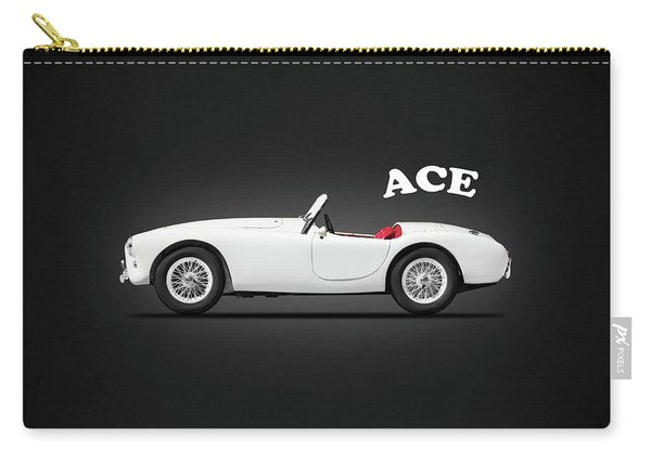 Ac Ace 1959 Carry-all Pouch