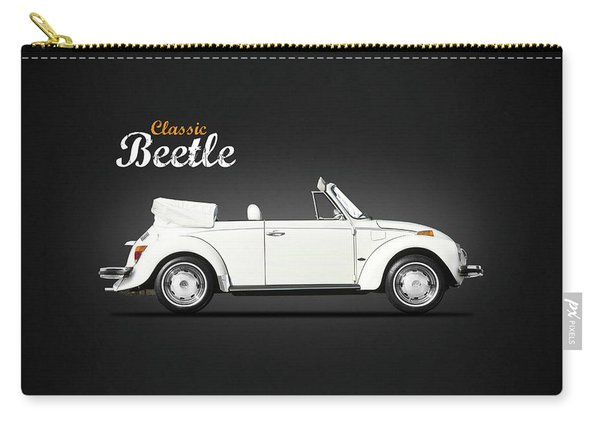 The Classic Beetle Carry-all Pouch