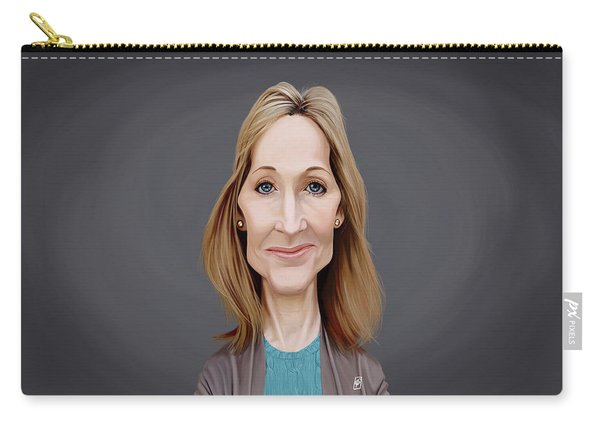 Celebrity Sunday - J.k.rowling Carry-all Pouch