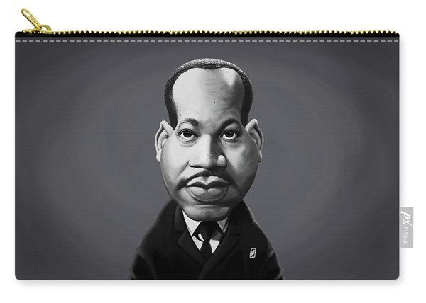 Celebrity Sunday - Martin Luther King Carry-all Pouch