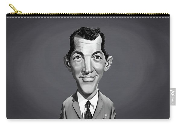 Celebrity Sunday - Dean Martin Carry-all Pouch