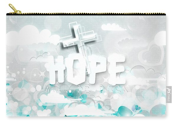 A Heart For Jesus Carry-all Pouch