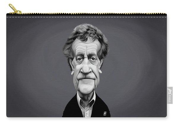 Celebrity Sunday - Kurt Vonnegut Carry-all Pouch