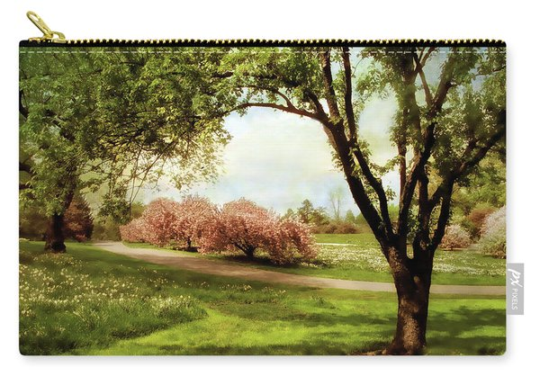 Cherry Hill Carry-all Pouch