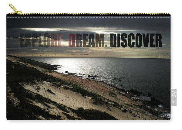 Explore. Dream. Discover Carry-all Pouch