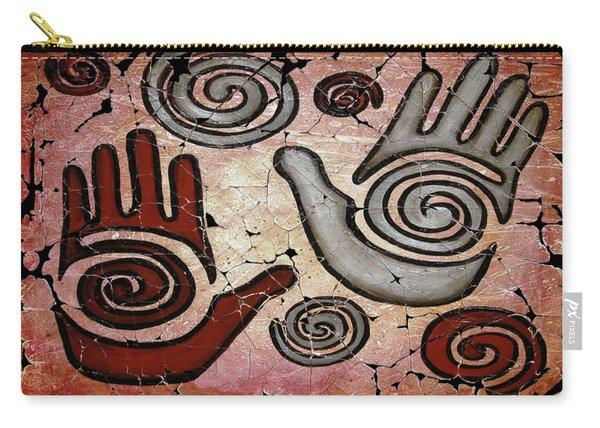 Healing Hands Fresco Carry-all Pouch