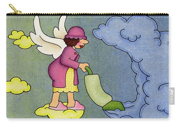 Heavenly Housekeeper Carry-all Pouch