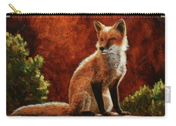 Sun Fox Carry-all Pouch