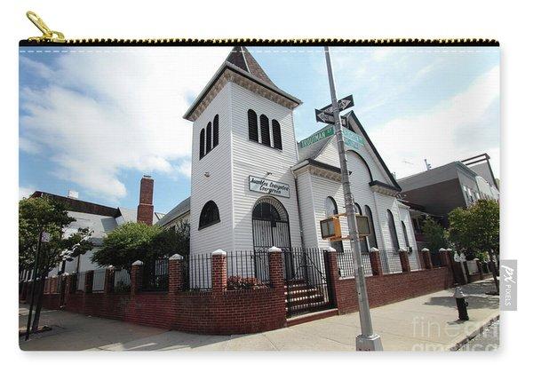 Asamblea Evangelica Evergreen Church Carry-all Pouch