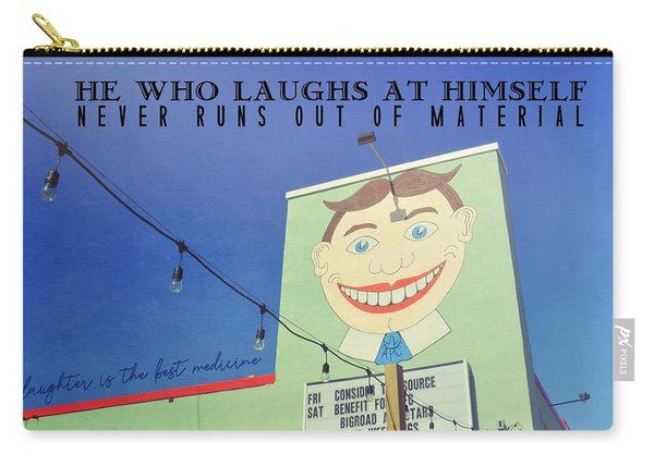 Asbury'ing Quote Carry-all Pouch