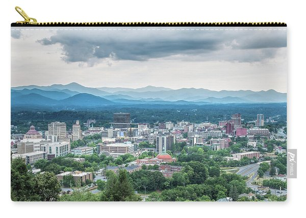 Asheville Afternoon Cropped Carry-all Pouch