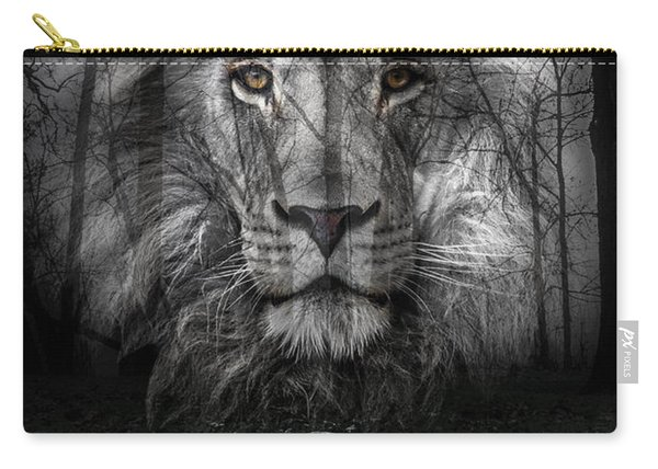 Aslan And The Stone Table Carry-all Pouch