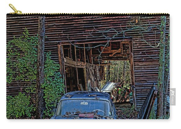 Asleep At The Wheel Carry-all Pouch