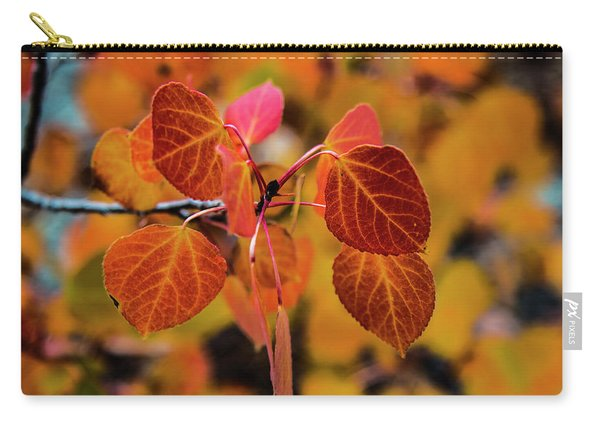 Aspen Aflame Carry-all Pouch
