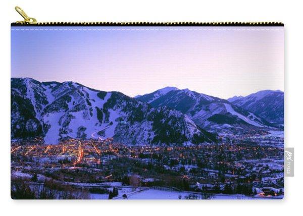 Aspen, Colorado, Usa Carry-all Pouch