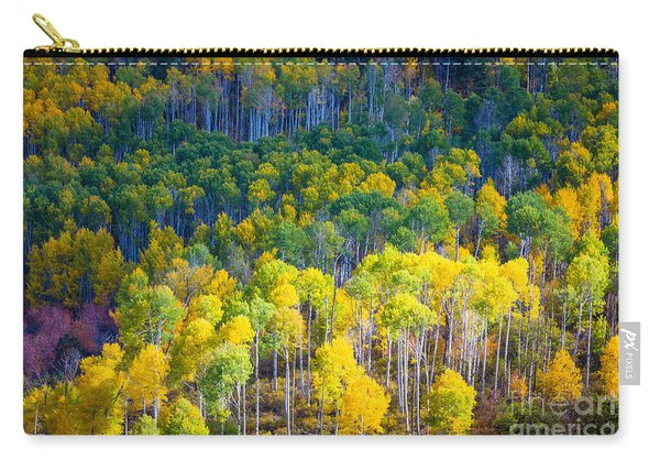 Aspen Hillside Carry-all Pouch