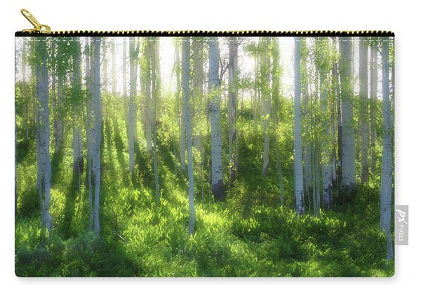 Aspen Morning 3 Carry-all Pouch