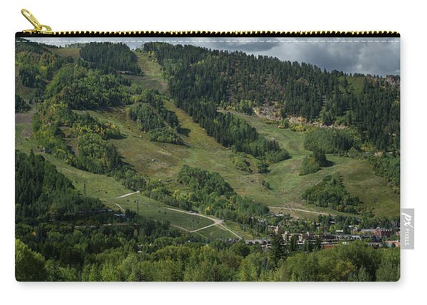 Aspen Mountain Late Summer Carry-all Pouch
