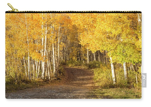 Aspen Path Carry-all Pouch