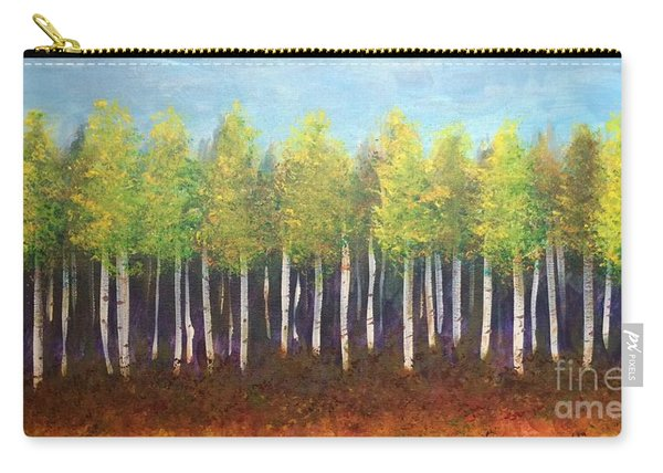 Aspen Song Carry-all Pouch