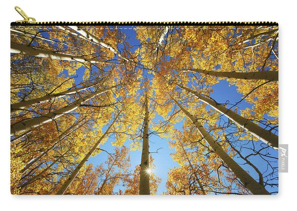 Aspen Tree Canopy 2 Carry-all Pouch