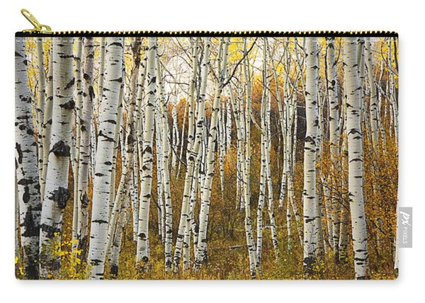 Aspen Tree Grove Carry-all Pouch