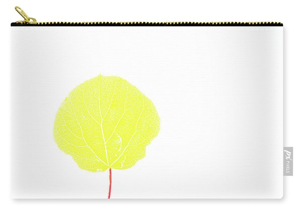 Aspen Yellow Carry-all Pouch