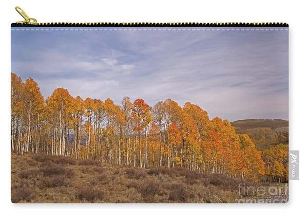 Aspens In Utah Carry-all Pouch