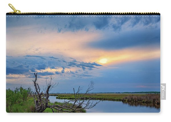 Assateague Dusk Carry-all Pouch