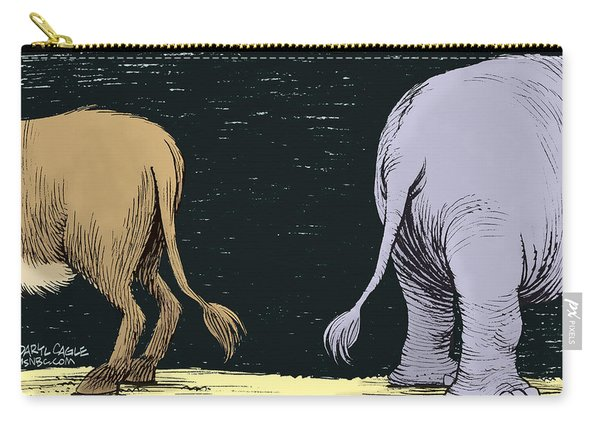 Asses Carry-all Pouch