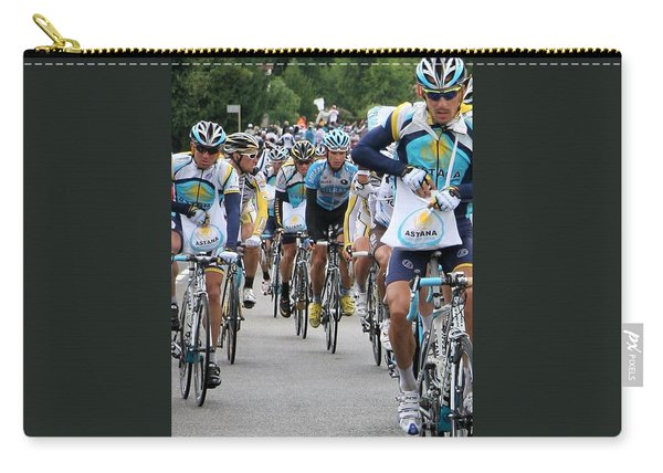 Photograph - Astana Team With Lance Armstrong by Travel Pics