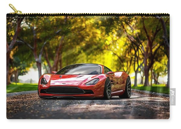 Aston Martin Dbc Carry-all Pouch