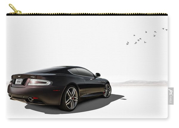 Aston Martin Virage Carry-all Pouch