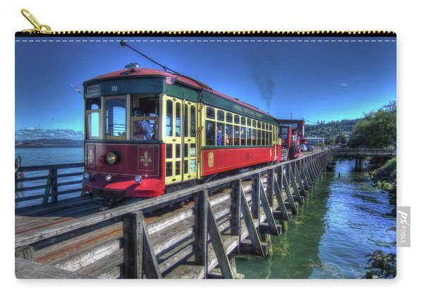 Astoria Riverfront Trolley Carry-all Pouch
