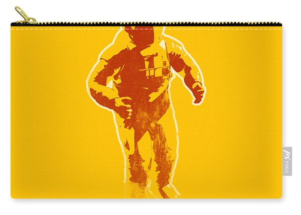 Astronaut Graphic Carry-all Pouch