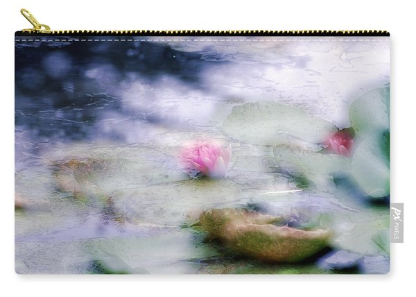 At Claude Monet's Water Garden 12 Carry-all Pouch