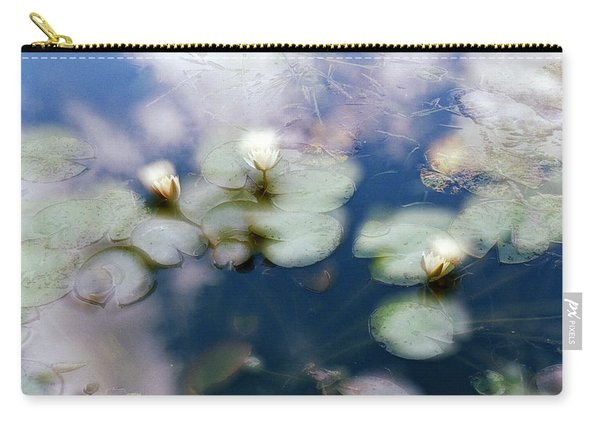 At Claude Monet's Water Garden 4 Carry-all Pouch