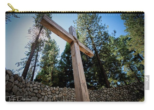At The Cross Carry-all Pouch