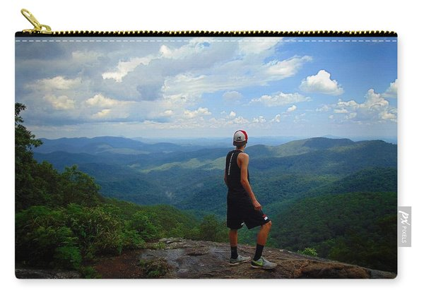 Appalachian Trail - Views Carry-all Pouch