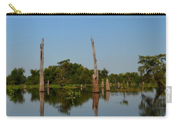 Atchafalaya Basin 18 Carry-all Pouch