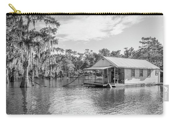 Atchafalaya Basin Fishing Camp Carry-all Pouch