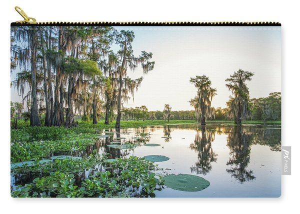 Atchafalaya Basin Sunrise Carry-all Pouch
