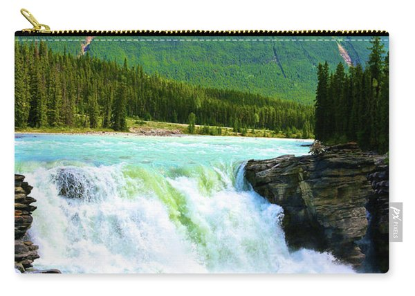 Athabaska Falls Carry-all Pouch