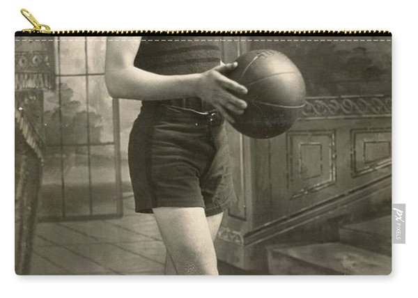 Athletic Boy Carry-all Pouch