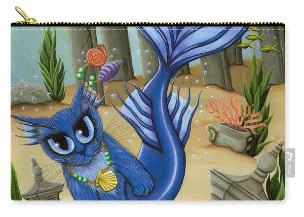 Atlantean Mercat Carry-all Pouch